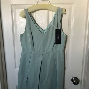 J Crew Kami Sea Spray Bridesmaids Dress